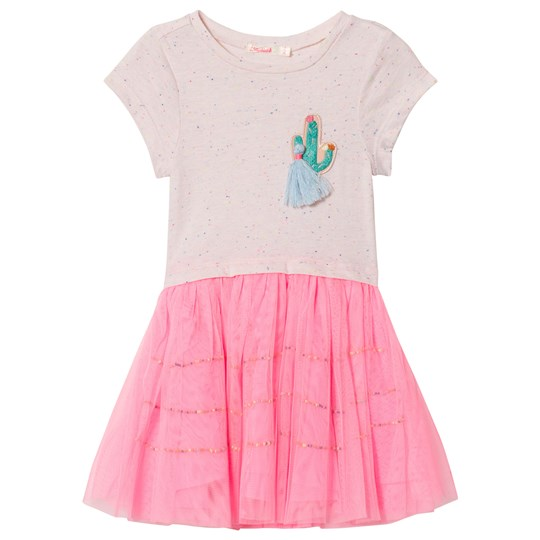 Billieblush Applique Tutu Dress Pink 49H