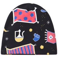 Raspberry Republic Aladdin´s Lamp Beanie Black Aladdin´s Lamp