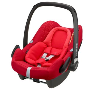 Image of Maxi-Cosi Rock Infant Carrier Vivid Red 2018 (2977474051)