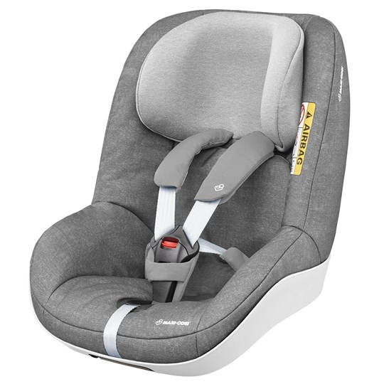 maxi cosi pearl one i size car seat nomad grey. Black Bedroom Furniture Sets. Home Design Ideas