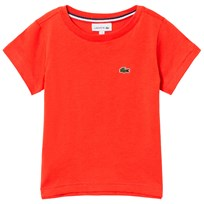 Lacoste Red Classic Tee Watermelon