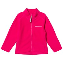 Didriksons Monte Microfleece Jacket Pink Pink
