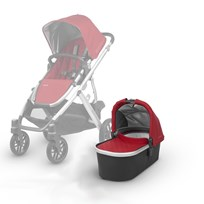 UPPAbaby VISTA/CRUZ 2018 Carrycot Denny Red Röd