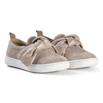 Shoo Pom Play Knot Chevre Ve/Delta Taupe Taupe