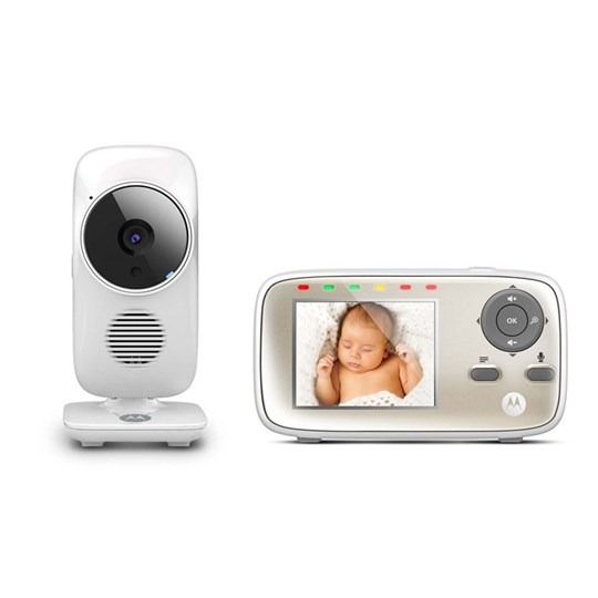 Motorola Baby Monitor MVP483-G - Video