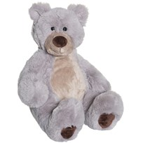 Teddykompaniet Alfred Grey Small Black