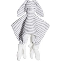 Teddykompaniet Cotton Cuties Cuddle Blanket Grey Sort