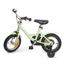"STOY 12"" Speed Bicycle Mint Green"