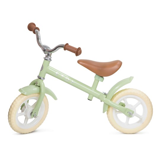 """STOY 10"""" Springcykel Vintage Pear Green"""