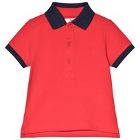 Cyrillus Red Polo 6699