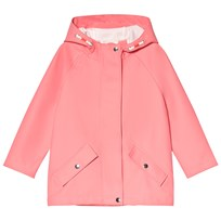 Cyrillus Pink Hooded Parka 4560
