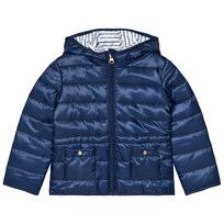 Cyrillus Navy Blue Padded Jacket 6399