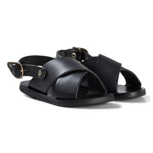 Image of Ancient Greek Sandals Little Maria Sandals Black 30 EU (2980467595)