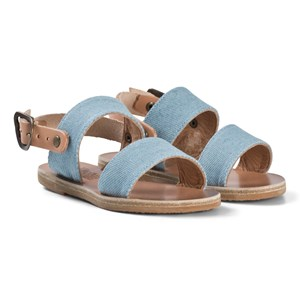 Image of Ancient Greek Sandals Little Clio Sandals Light Denim 29 EU (2980467645)
