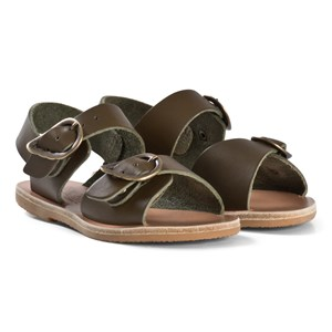Image of Ancient Greek Sandals Little Irini Sandals Khaki 23 EU (2980467761)