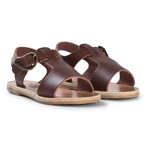 Image of Ancient Greek Sandals Little Adonis Sandals Chestnut 29 EU (2980468175)