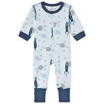 Joha Spaceride Baby Nightsuit Blue Spaceride