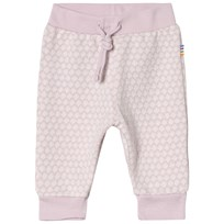 Joha Jacquard Circle Pants Pink Circle Jacq