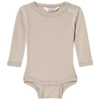 Joha Long Sleeve Baby Body Feather Gray Feather gray