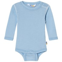 Joha Long Sleeve Baby Body Cerulean Blue Cerulean Blue