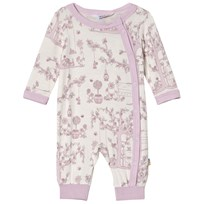 Joha Garden One-Piece Pink and White Garden