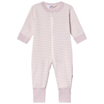 Joha Mini Stripe One-Piece Pink Mini Stripe