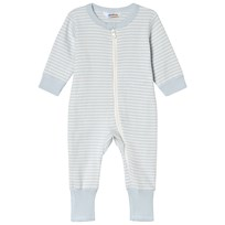 Joha Jumpsuit w/2in1 foot Mini Stripe Mini Stripe