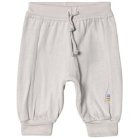 Joha Drawstring Pants Light Gray Light Grey