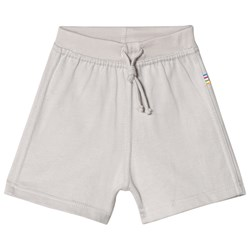 Joha Drawstring Shorts Light Gray