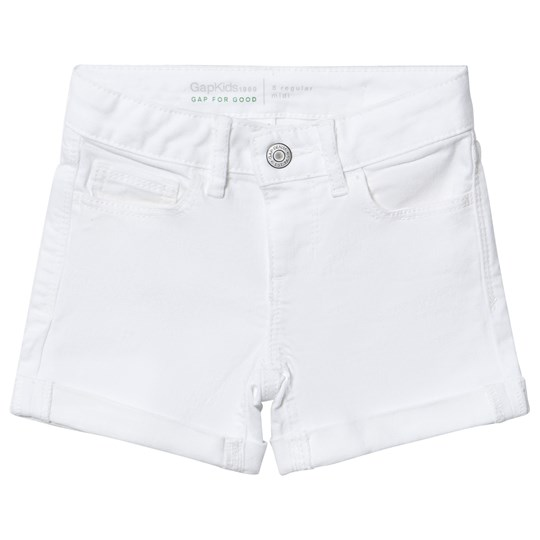 Gap Denim Shorts Vita White denim