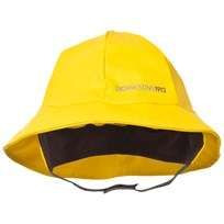 Didriksons Southwest Kid's Rain Hat Yellow Yellow