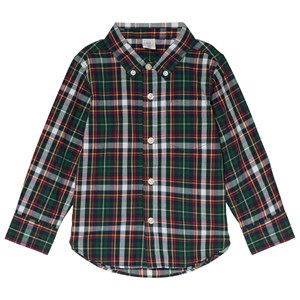 Image of GAP Evergreen Check Shirt 4 år (3015625517)
