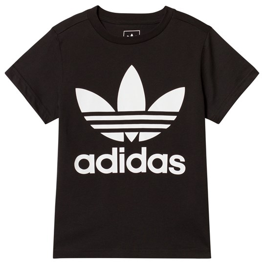 adidas Originals Black Logo T-Shirt Black