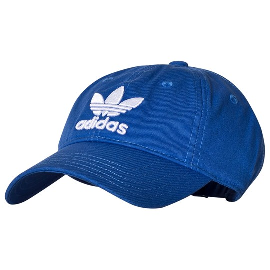 adidas Originals Blue Logo Cap Blue
