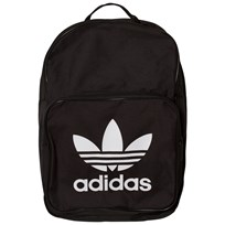 adidas Originals Black Logo Backpack Black