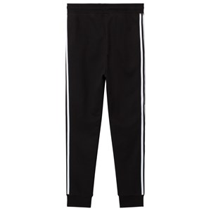 Image of adidas Originals Black Boys Branded Track Bottoms 10-11 years (3065506491)