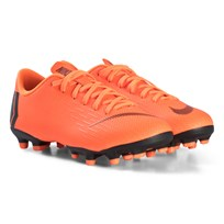 NIKE Orange and Black JR Vapor Academy Boots 810