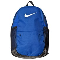 NIKE Blue Kids Brasilia Backpack 480