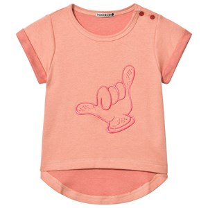 Image of Koolabah Hang Loose Tee Peachy 110 cm (4-5 år) (2983986819)