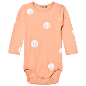 Image of Koolabah Coral Pearls Baby Body Peachy 74 cm (6-9 mdr) (2983985057)