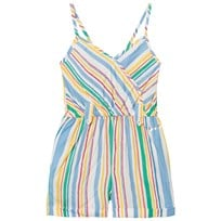 Pepe Jeans Multi Mary Stripe Playsuit 08A