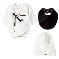The Tiny Universe Ultimate Pyjamas Kit Black & White Black & White