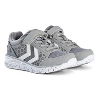 Hummel Alloy Crosslite Junior Sneakers Alloy