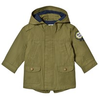 Mayoral Khaki Hooded Parka 27