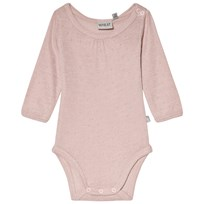 Wheat Body Gatherings Summer Wool LS Shadow Rose Shadow Rose