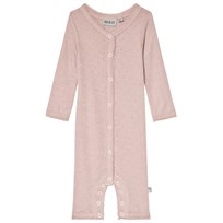 Wheat Wool One-Piece Shadow Rose Shadow Rose
