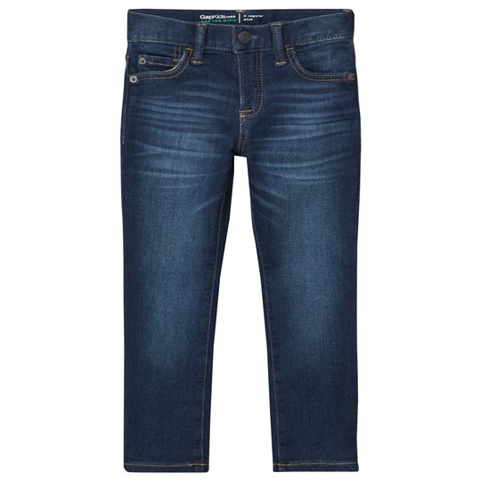 GAP Dark Wash Slim Jeans Dark Wash