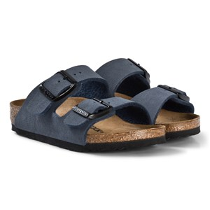 Image of Birkenstock Arizona Slip-on Sandals Navy 31 (UK 12.5) (3058026043)
