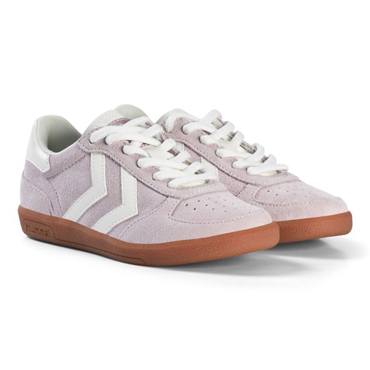 Hummel Victory Junior Sneakers Lilac Gray Lilac