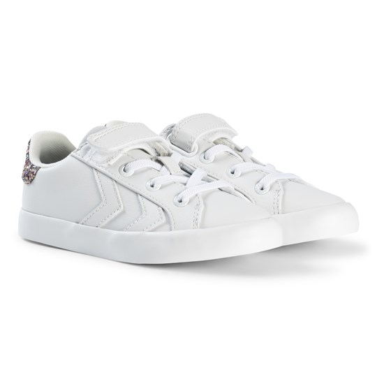 Hummel Deuce Court Princess Junior Sneakers White White